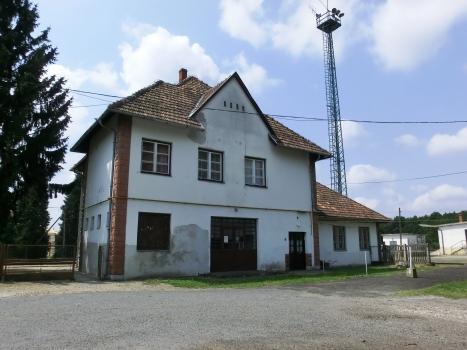 Lenti Railway Station