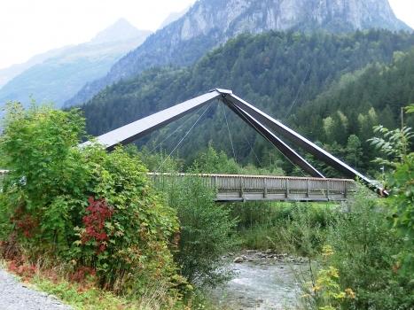 Innertkirchen Grundey Footbridge