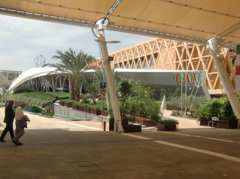 Iranian Pavilion (Expo 2015)