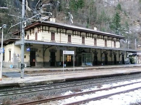 Bahnhof Iselle