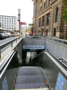 U-Bahnhof Karlsplatz