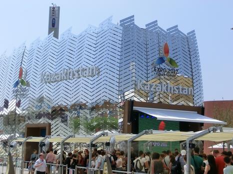 Pavilion of Kazakhstan (Expo 2015)