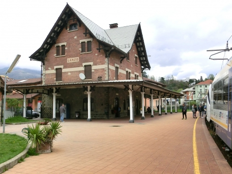 Bahnhof Lanzo