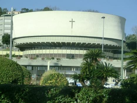 Cathédrale de La Spezia Cathedral