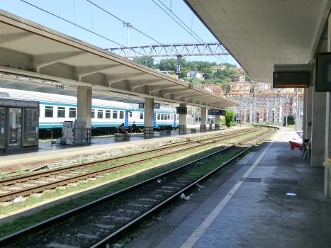 Hauptbahnhof La Spezia