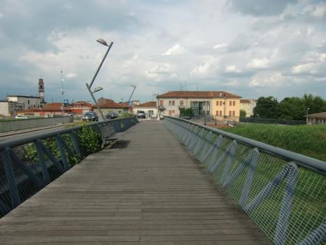 Principe Umberto-Fußgängerbrücke