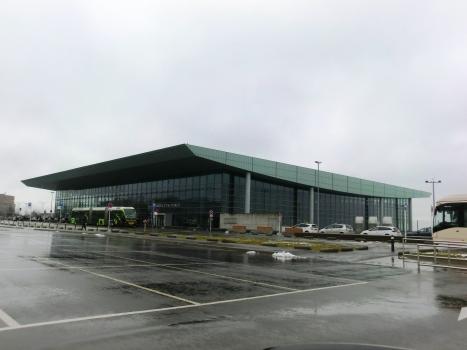 Aérogare A de l'Aéroport de Luxembourg-Findel