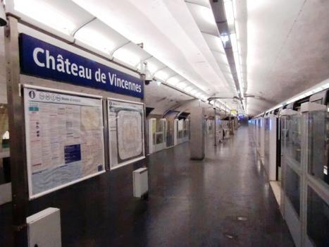 Station de métro Château de Vincennes