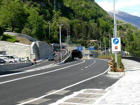 Crocetta Tunnel