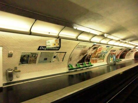 Metrobahnhof Dugommier