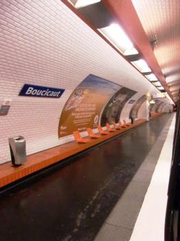 Station de métro Boucicaut