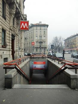 Metrobahnhof Conciliazione