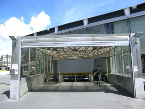 Metrobahnhof Garibaldi