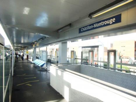 Station de métro Châtillon - Montrouge