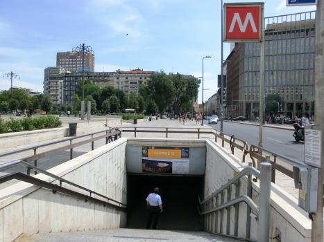 Metrobahnhof Centrale