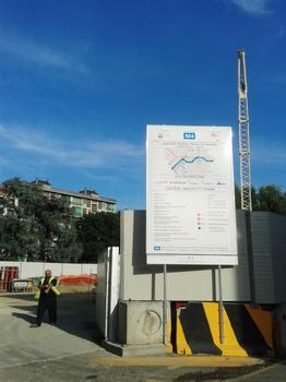 Lorenteggio San Cristoforo FS Metro Station