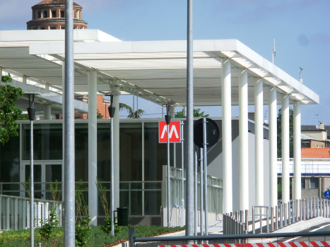 Forlanini FS Metro Station