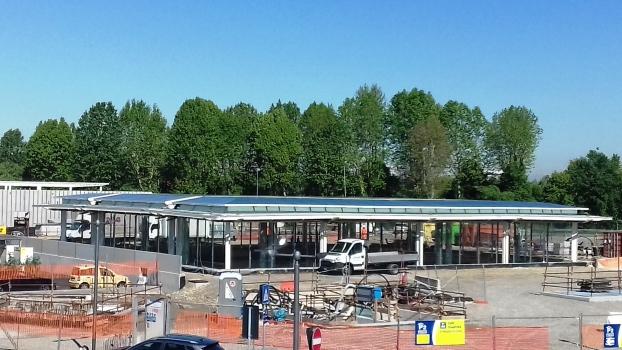 Linate Airport Metro Station