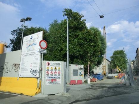 Vetra Metro Station site