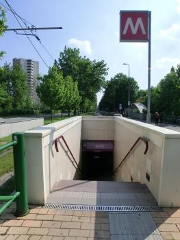 Station de métro Bicocca