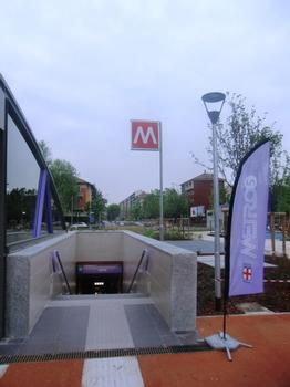 Lotto Metro Station