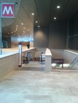 Station de métro Tre Torri