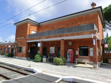 Bahnhof Magione