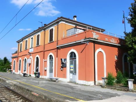 Gare de Manerbio