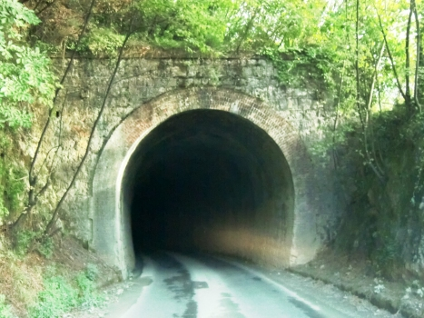 Tunnel de Miseglia III