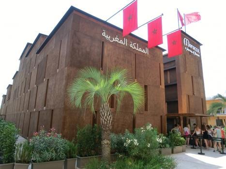 Moroccan Pavilion (Expo 2015)