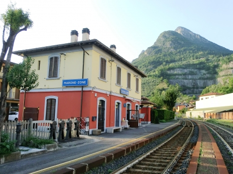 Bahnhof Marone-Zone