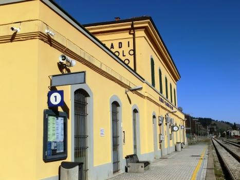 Marradi-Palazzuolo sul Senio Station
