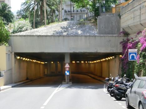 Tunnel Lacets Saint-Léon