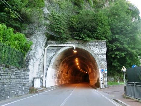 Menaggio II Tunnel southern portal