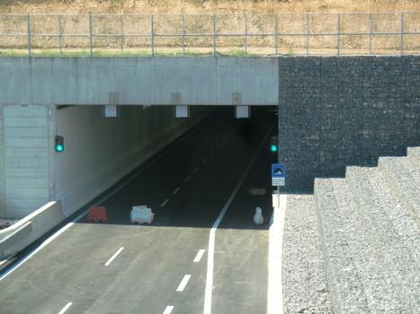 Tunnel Cascina Merlata