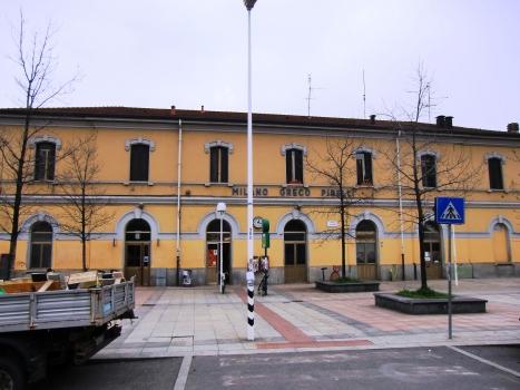 Milano Greco Pirelli Station