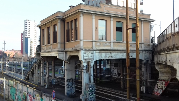 Milano Porta Romana Station