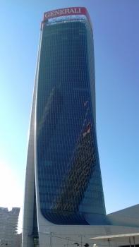 Generali (Hadid) Tower