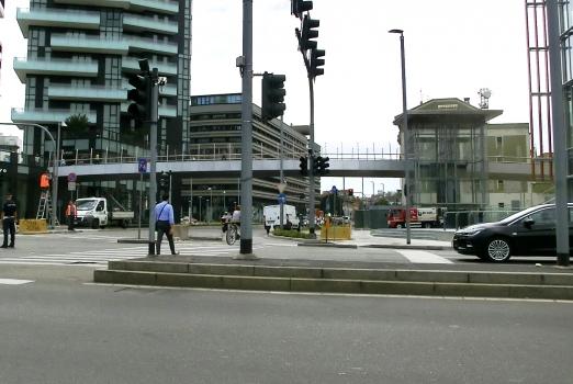 Varesine Footbridge