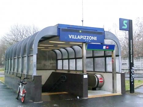 Gare de Milan Villapizzone
