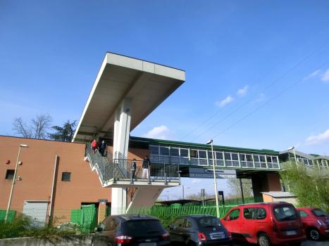 Bahnhof Milano Bruzzano Parco Nord