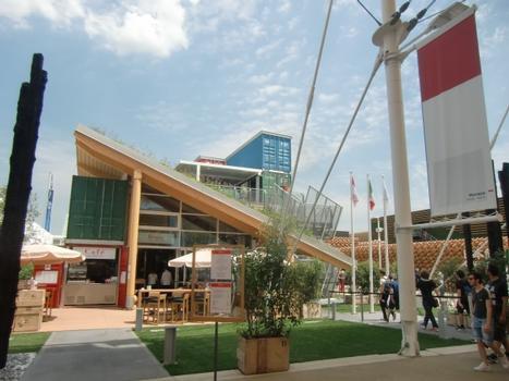 Monégasque Pavilion (Expo 2015)