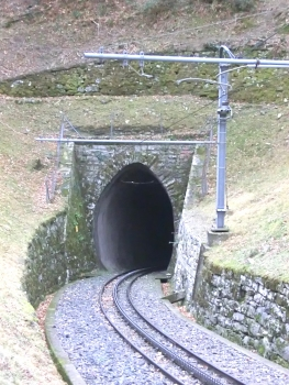 San Nicolao Tunnel