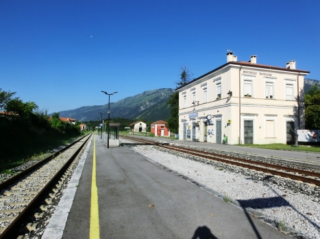 Montereale Valcellina Station