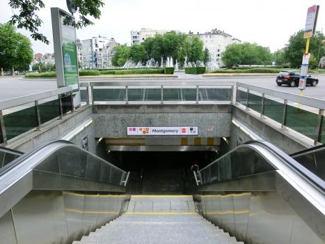 Station de métro Montgomery