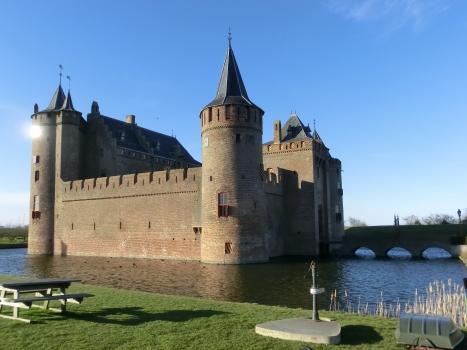 Wasserburg Muiden