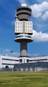 Malpensa Airport Control Tower