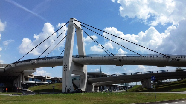 Malpensa Airport North Bridge