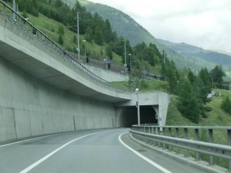 Tunnel de Lavin