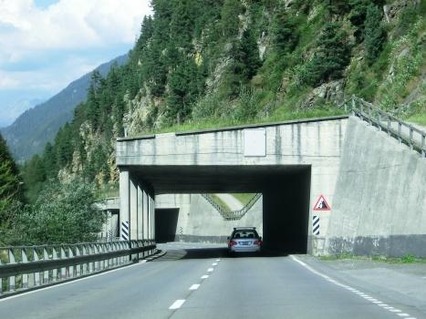 Tunnel Charnadüra I